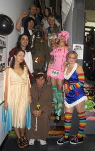 Halloween06group