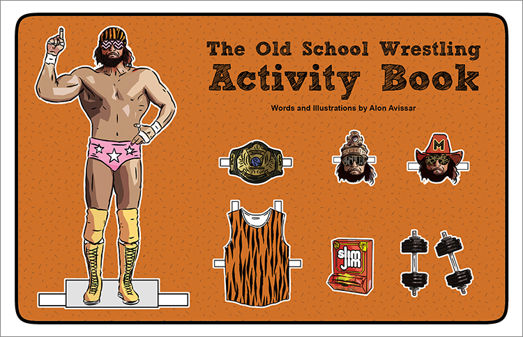 Alon-Designs-Wrestling-Activity-Book4