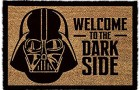 "Staff Pick of the Week: Star Wars ""Welcome to the Dark Side"" 17-Inch x 29-Inch Door Mat"
