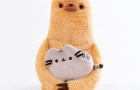 Staff Pick of the Week: GUND Pusheen with Sloth Plush Stuffed Animal