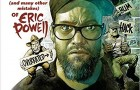 Staff Pick of the Week : The Art (and Many Other Mistakes) of Eric Powell Hardcover Book