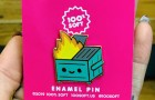 Staff Pick of the Week: Little Dumpster Fire Enamel Pin