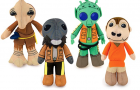 Staff Pick of the Week: Scenez Star Wars Mos Eisley Cantina Collectible Plush Set