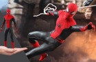 Staff Pick of the Week: Sideshow Hot Toys Spider-Man Far From Home (Upgraded Suit) Figure