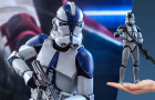 Staff Pick of the Week: Sideshow Collectibles Hot Toys Star Wars The Clone Wars 501st Battalion Clone Trooper